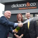 Dickson Insurance has got you covered! – Local Company unveils large expansion.